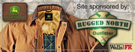 Walls Insulated & FR work wear, John Deere clothes, camo hunting apparel and kids play wear