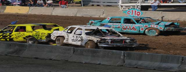 Marlin Goff Memorial Demolition Derby, Tuesday, July 30, 2013 Reserved Seating 6:00 pm – $8.00 under the cover, $7.00 on the wings 9:00 pm – $9.00 under the cover,...