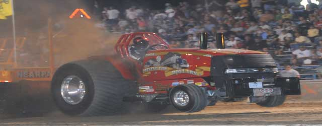 Ed Clock Memorial Tractor Pull NTPA Tractor Pull, Thursday, August 1, 2013, 7pm General Admission Adults:  $10.00, Children 12 & under:  $5.00