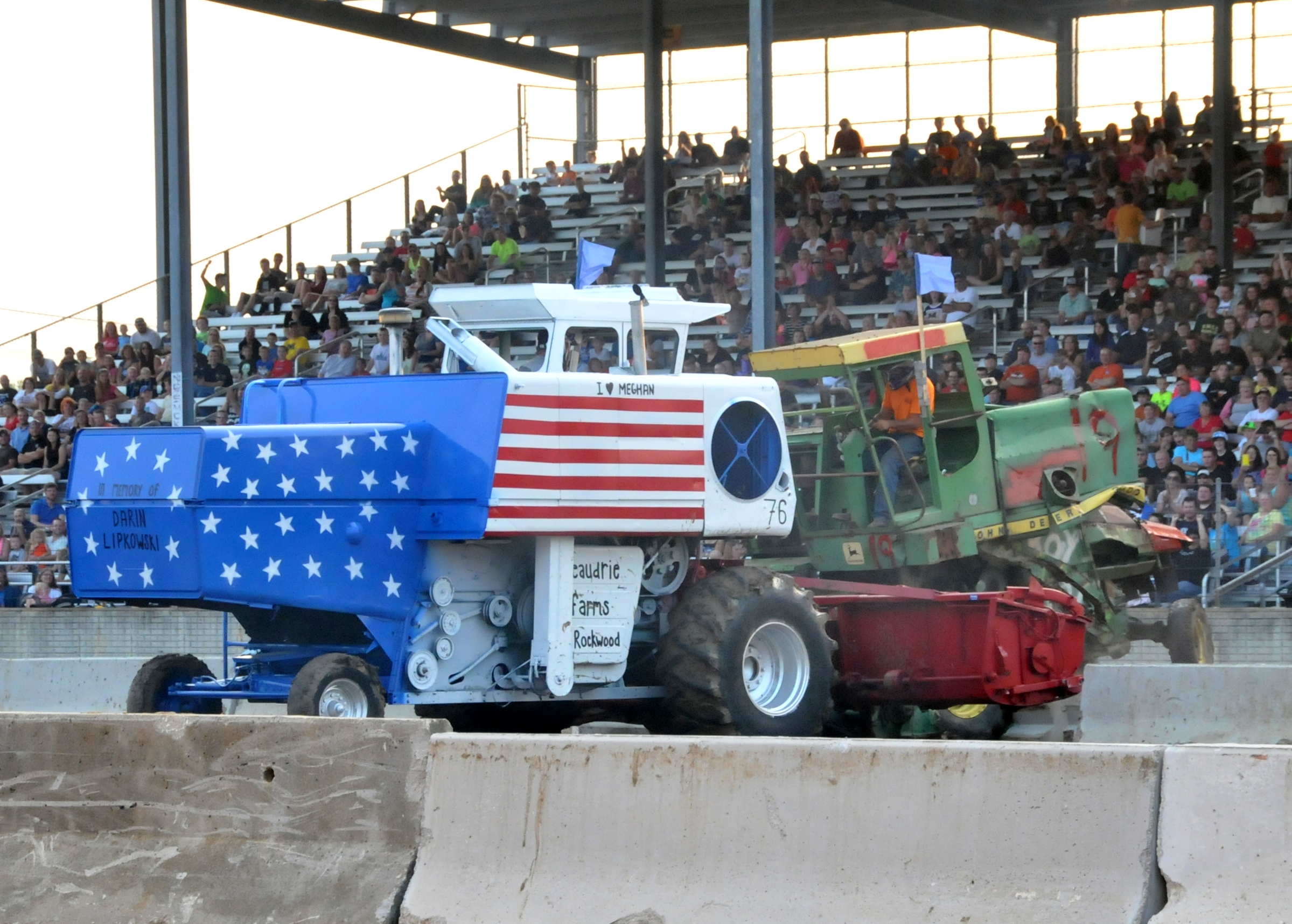 Combine Demolition Derby