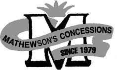 Mathewson's Concessions