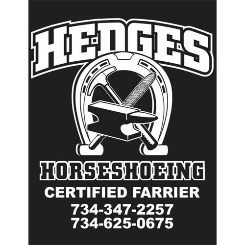Hedges Horseshoeing