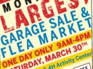 Garage Sale and Flea Market