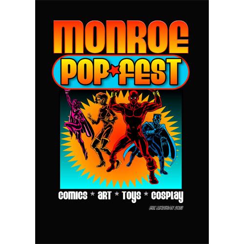 Monroe Pop Fest
